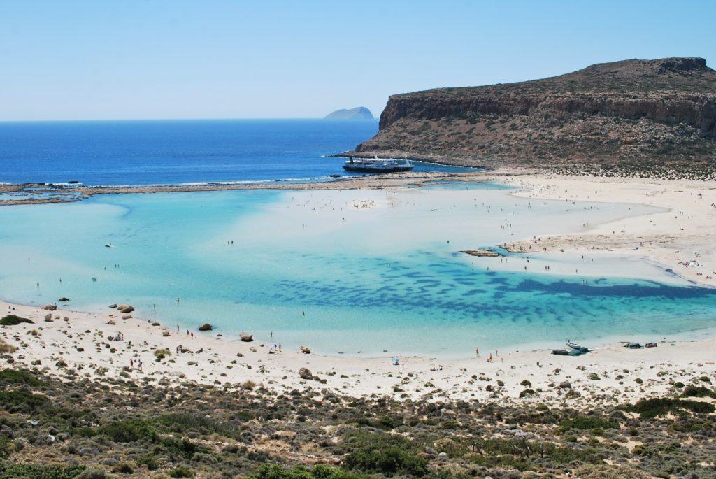 Krit, grcka, ostrvo, balos, laguna, more, odmor, plaza, letovanje