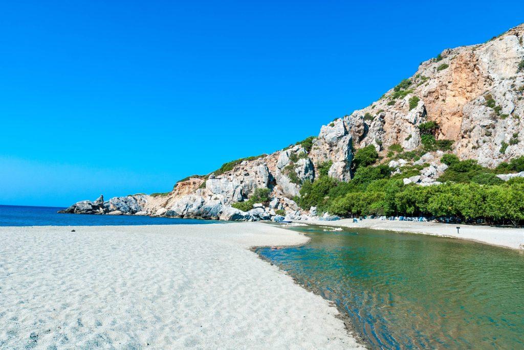 Preveli, krit, grcka, ostrvo, plaza, odmor, leto, more, letovanje