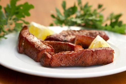 Krit, grcka, hrana, dimljena svinjetina. sta jesti