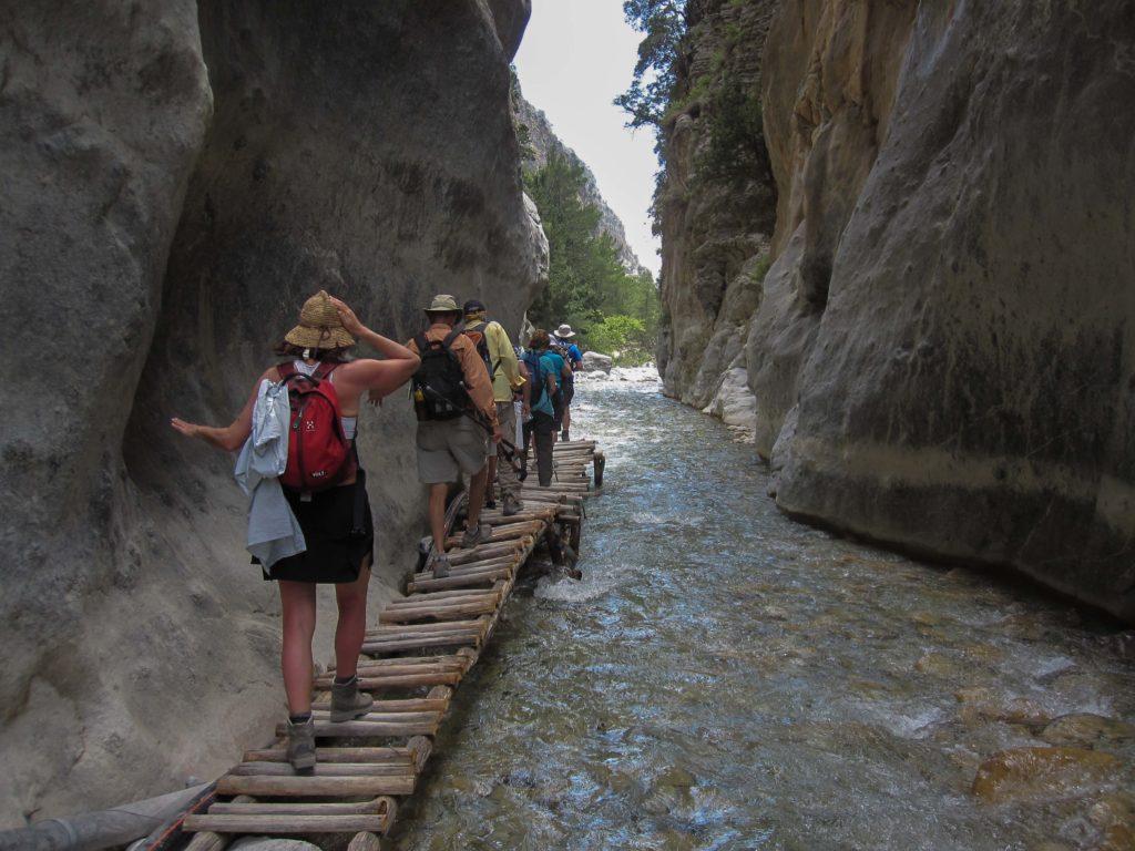 krit planinarenje staze za pesacenje