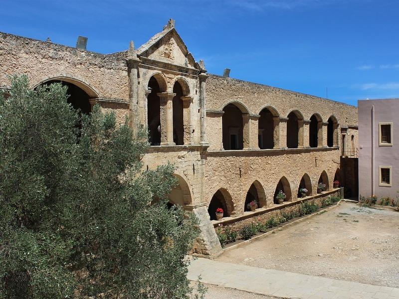 Krit, grcka, manastiri, tradicija, obicaji, sta obici,