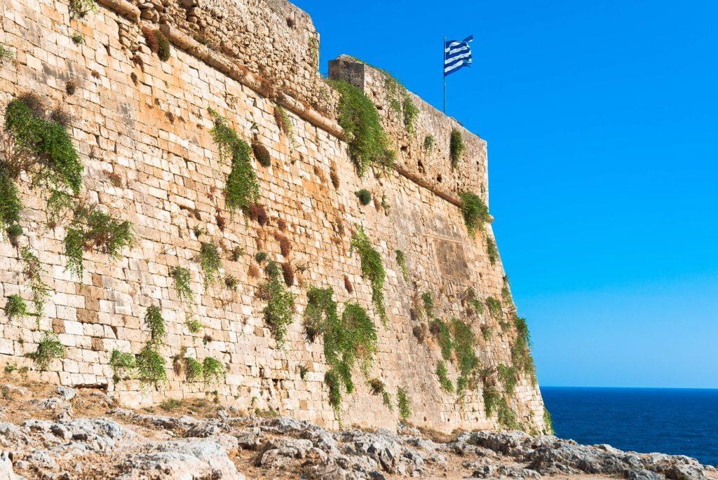 krit, grcka, ostrvo, letovanje, more, stari grad, retimno