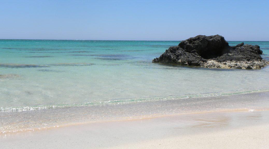 krit, plaža, hanja, grčka, letovanje
