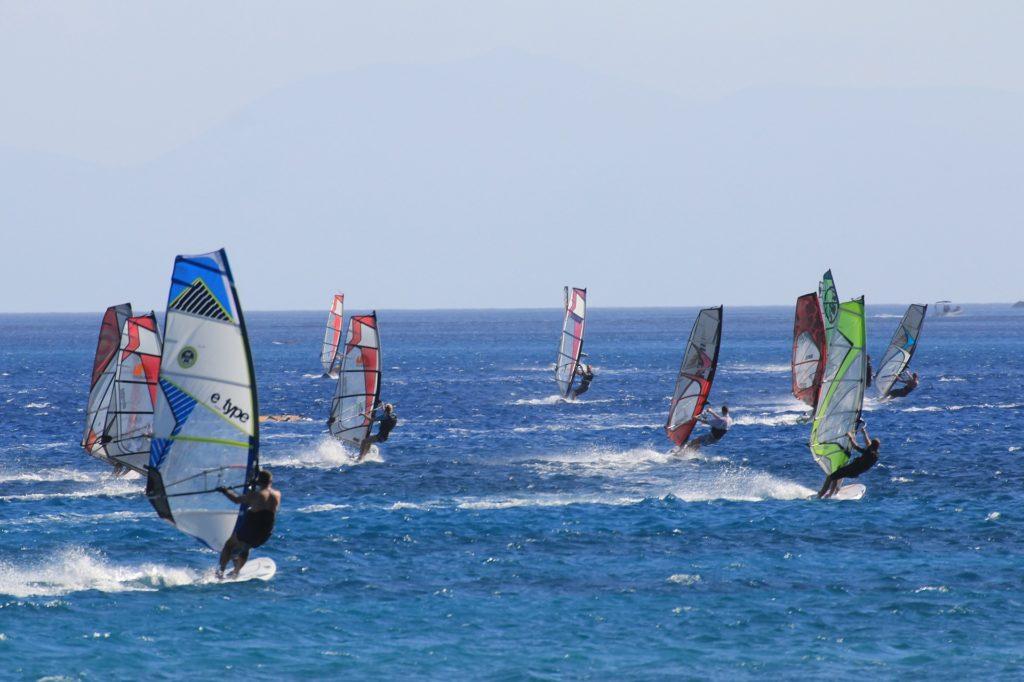 krit, grcka, ostrvo, more, surfing, surfovanje