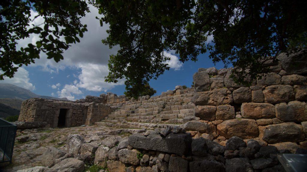 arheološka nalazišta, krit, arheologija, iskopine, minojska civilizacija