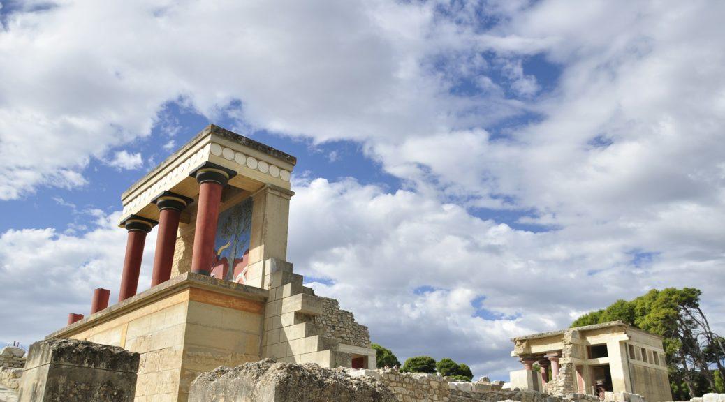 arheologija, arheolosko nalaziste, krit, grcka, obilazak