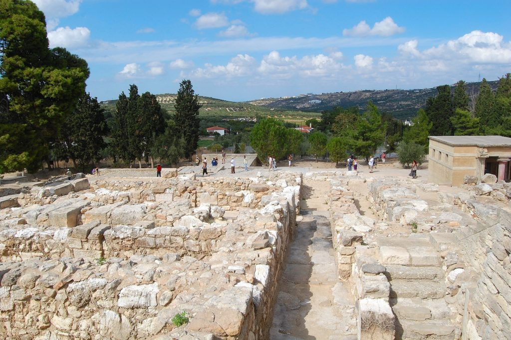 krit, nalazišta, arheologija, grcka, letovanje