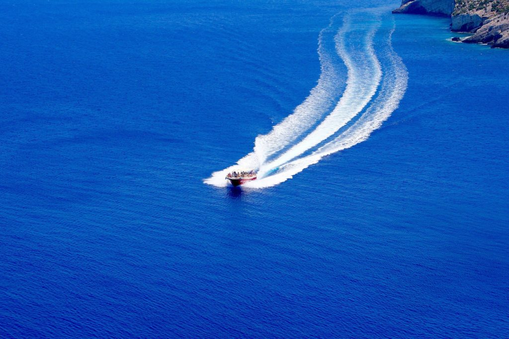 taxi, brod, krit, grcka, prevoz