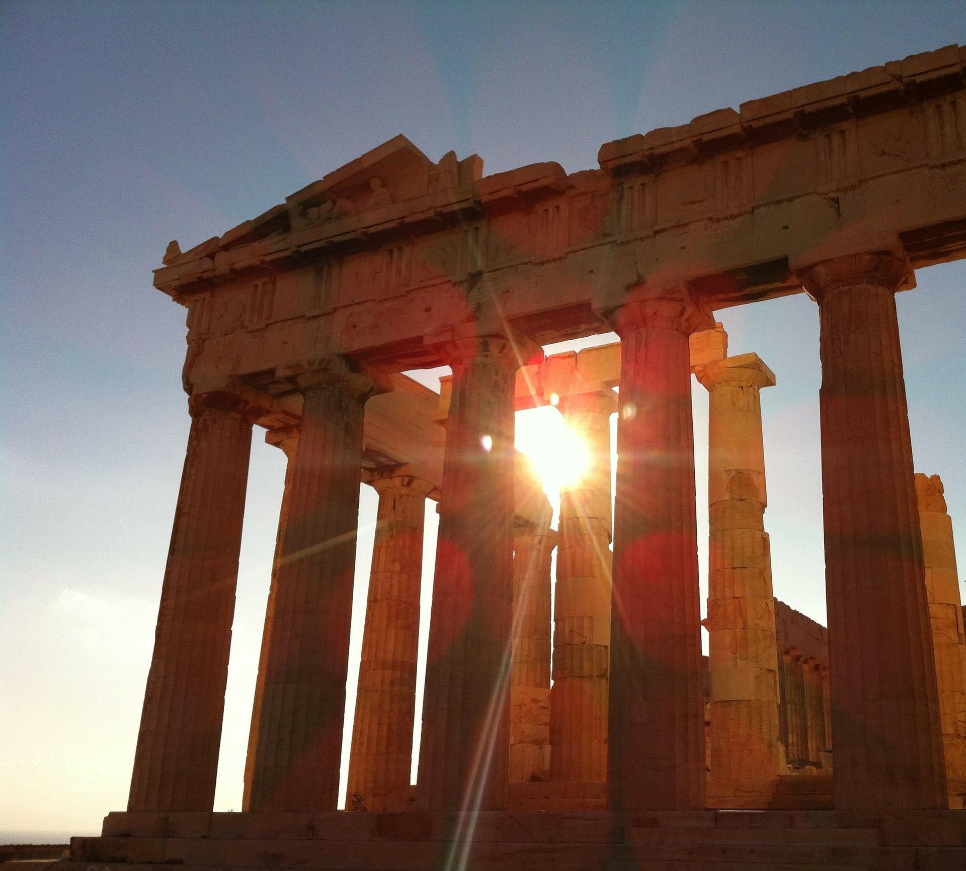 akropolj, grcka, gradjevina, odmor, letovanje, obilasci