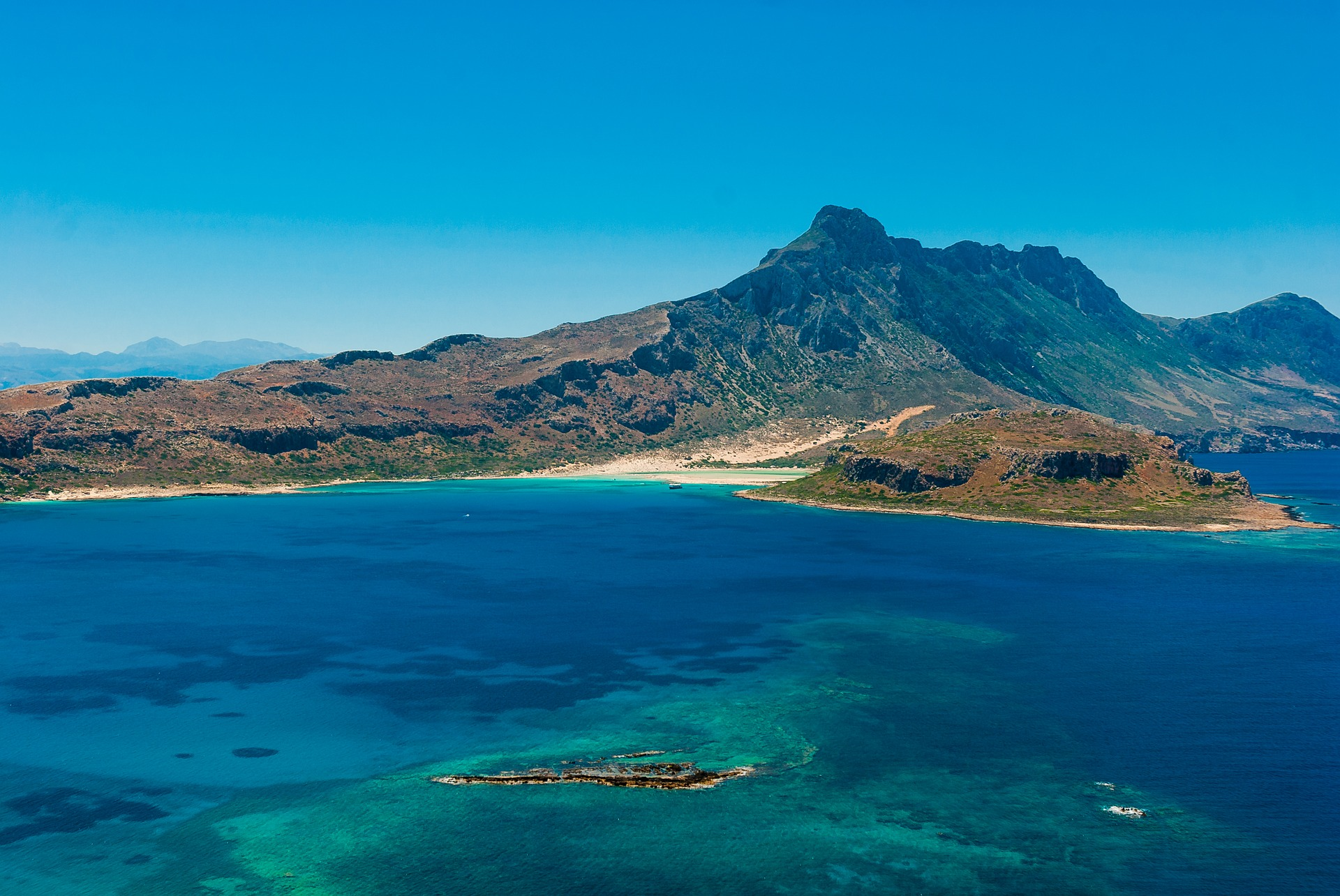 krit, grcka, ostrvo, kupanje, more, letovanje, odmor