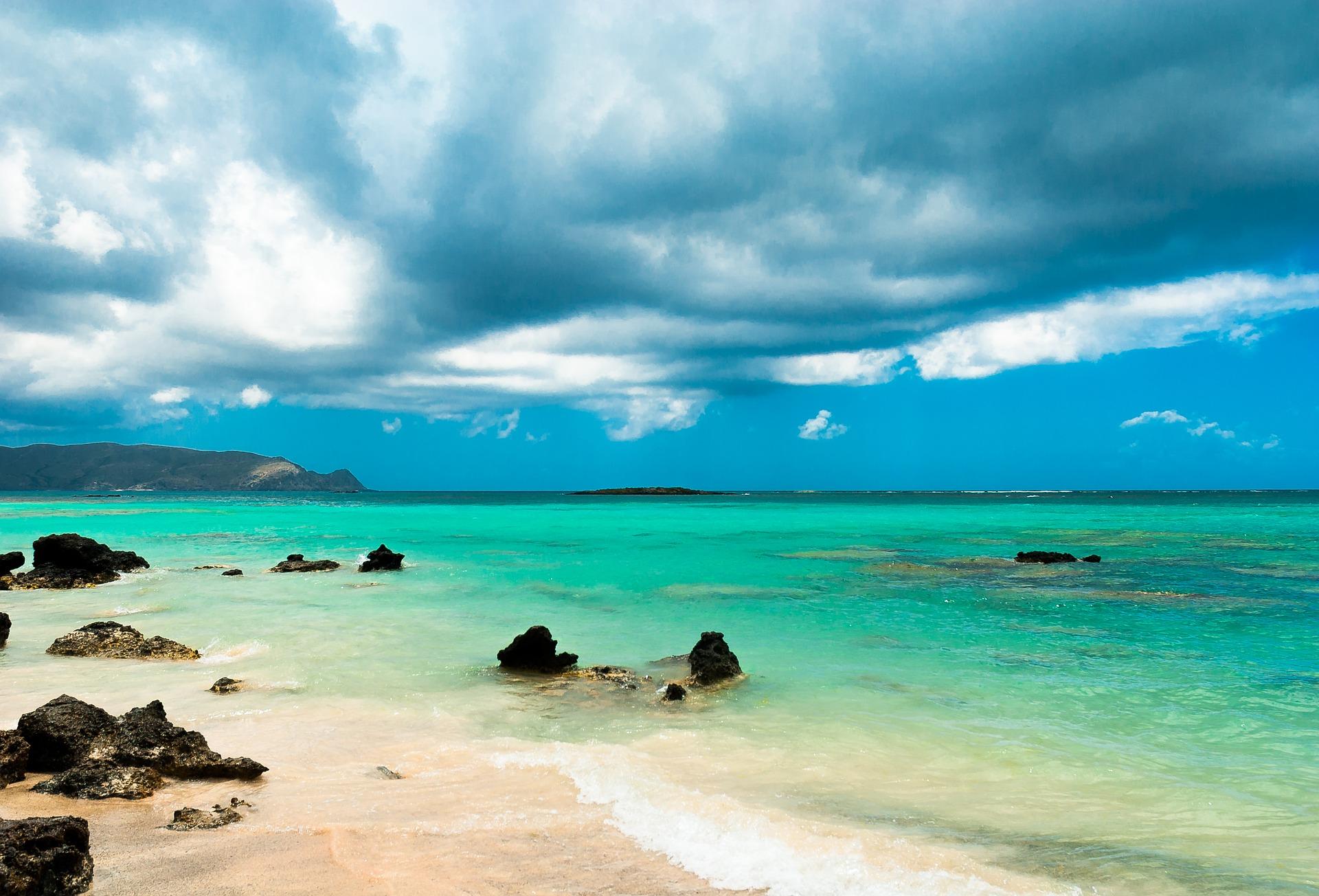 krit, grcka, ostrvo, pesak, more, sunce,