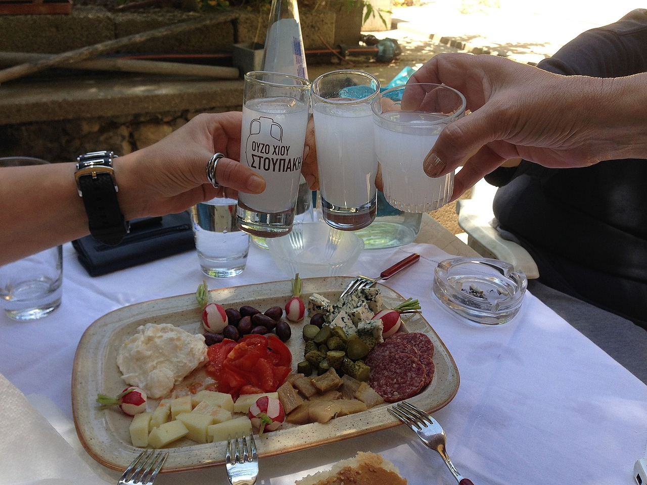 grčka, rakija, pice, tradicija,