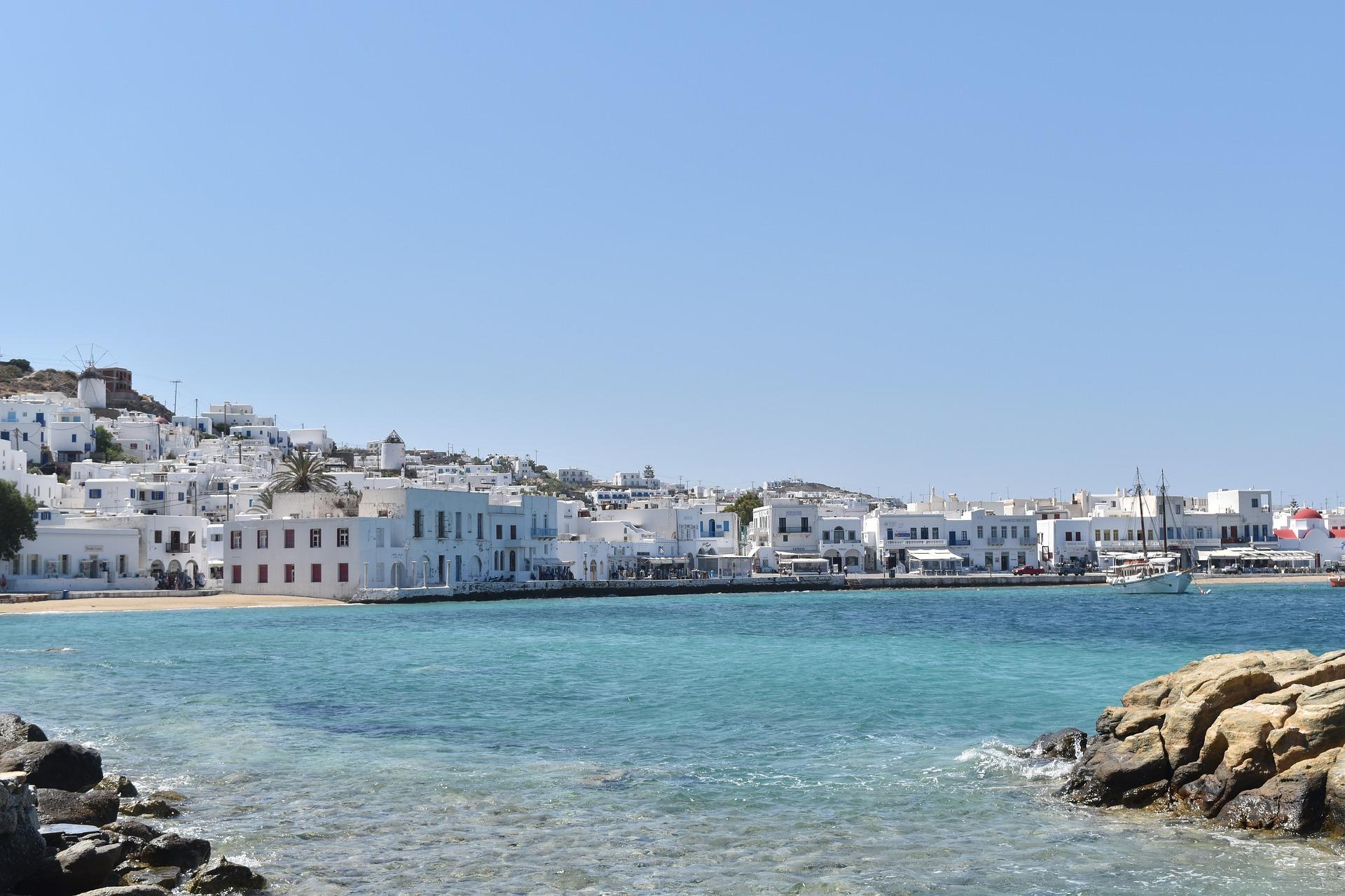 mikonos, grcka, grad, zanimljivosti, letovanje, odmor