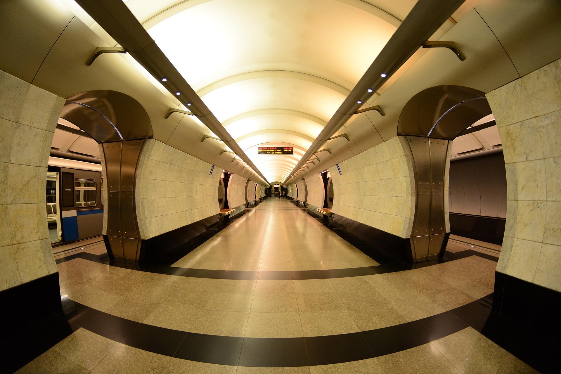metro, moskva, stanice