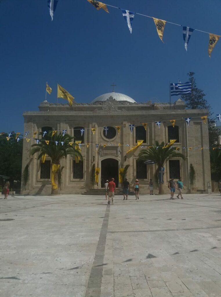heraklion, krit, grčka, muzeji