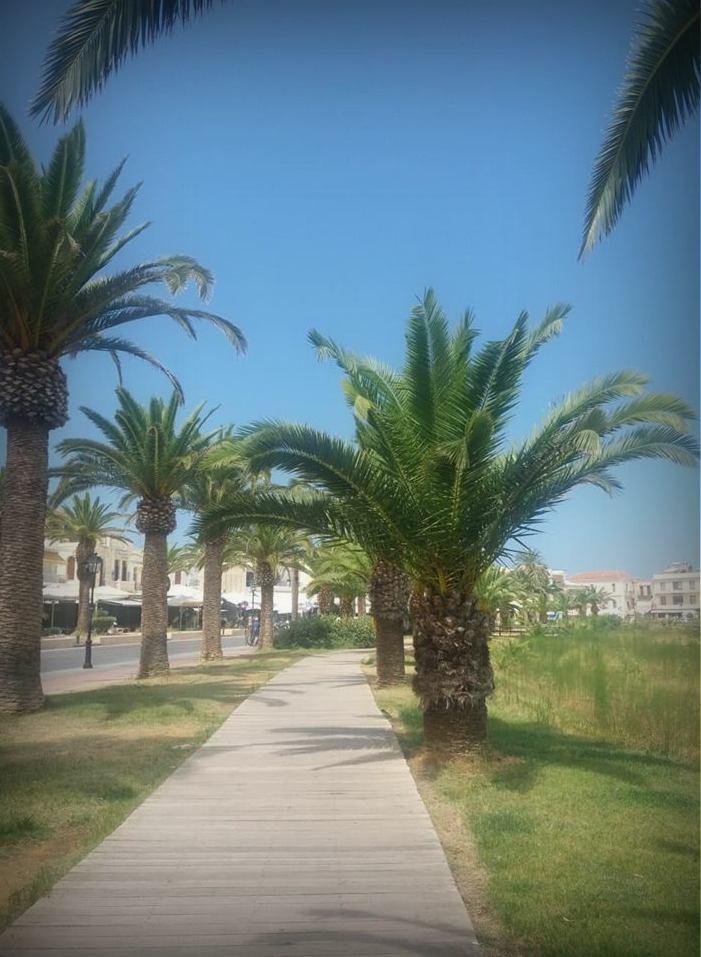 retimno, krit, grčka, odmor, plaža